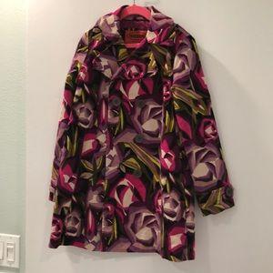 Missoni for Target girls coat